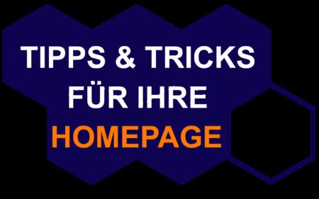 Logo Tipps & Tricks