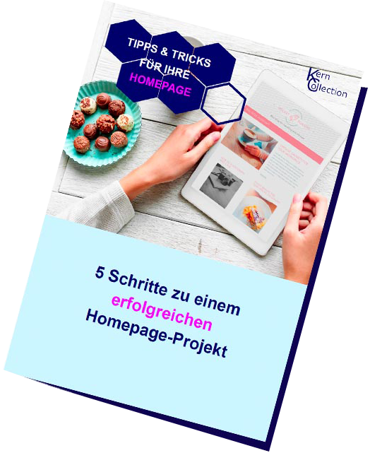 Guide Erfolgreiches Homepage-Projekt